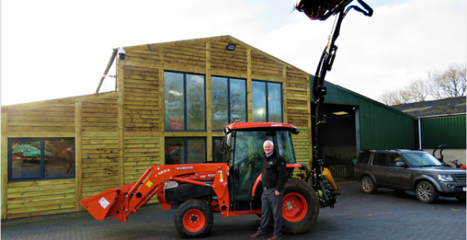 Growth Hub helps landscaping firm Great Grounds expand into Staffordshire