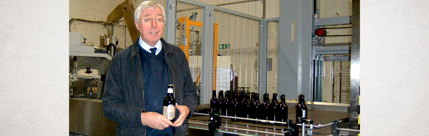 Staffordshire brewery ups production with £10k small business grant