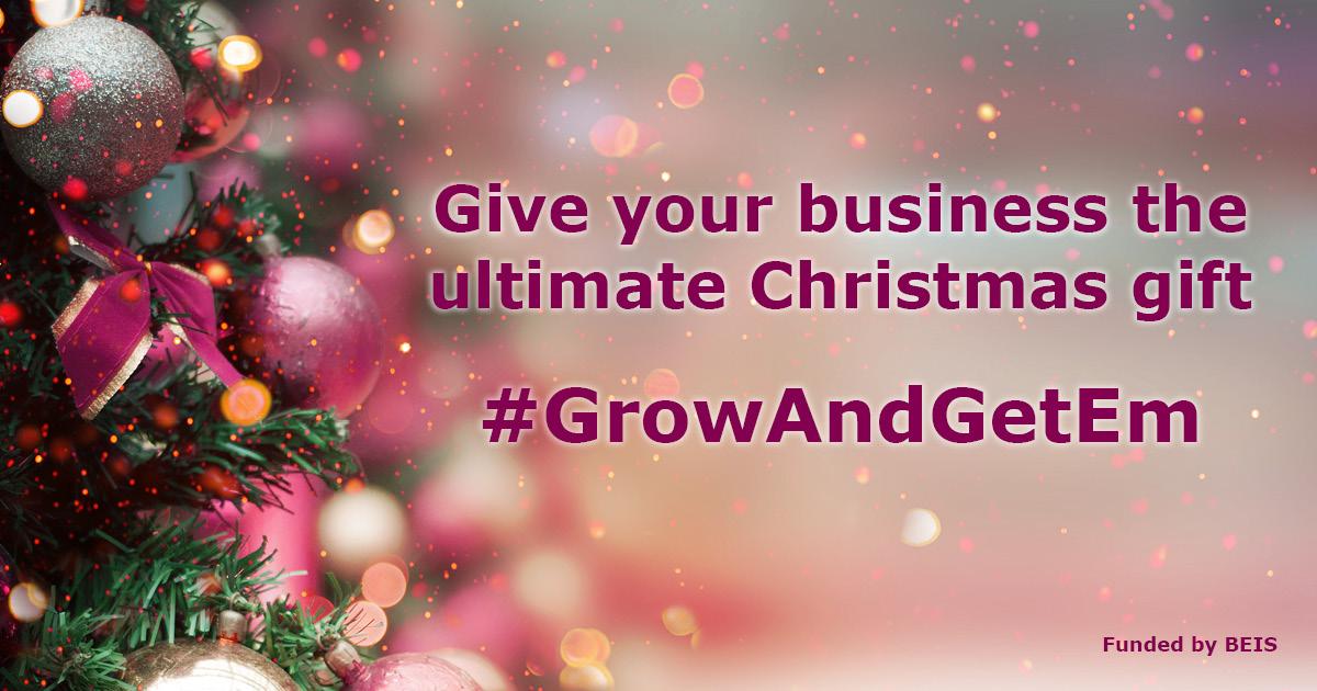 #GrowAndGetEm