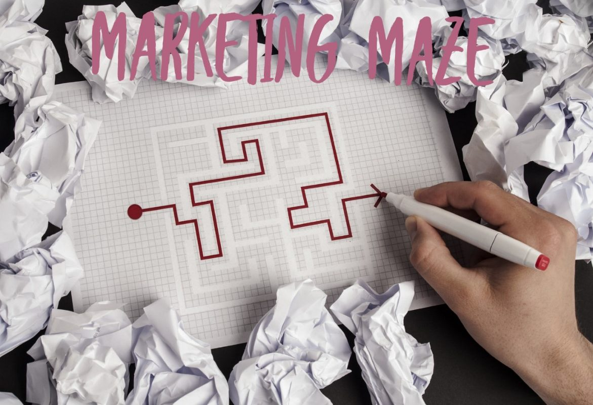 Mastering the Marketing Maze Workshop (Sold Out)