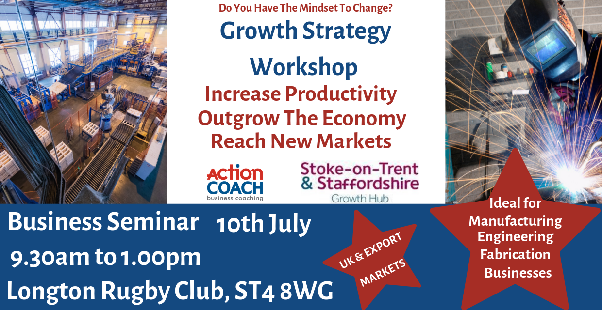 Growth Strategy Workshop (postponed)