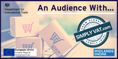 An Audience With... SimplyVAT
