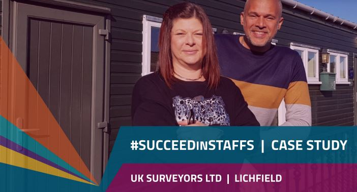 #SUCCEEDINSTAFFS: UK Surveyors LTD