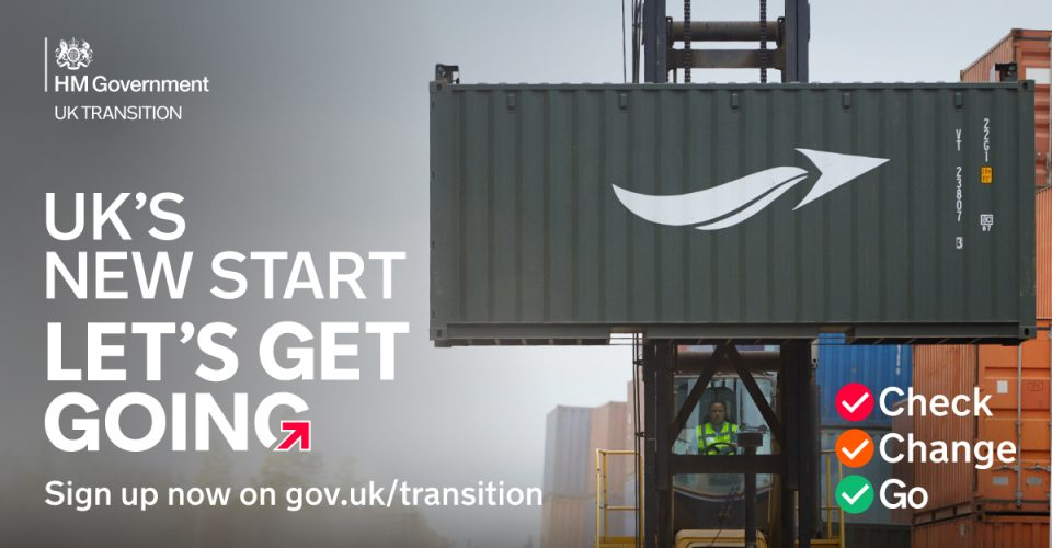NEW GUIDANCE FOR IMPORTING AND EXPORTING FROM 1ST JAN 2021