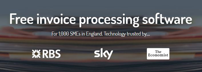 FREE Invoice Processing Software for SME'S