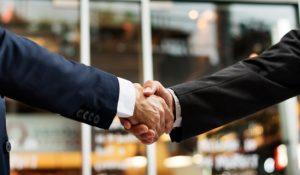 Employment Solicitors - Welcoming Handshake - Nash