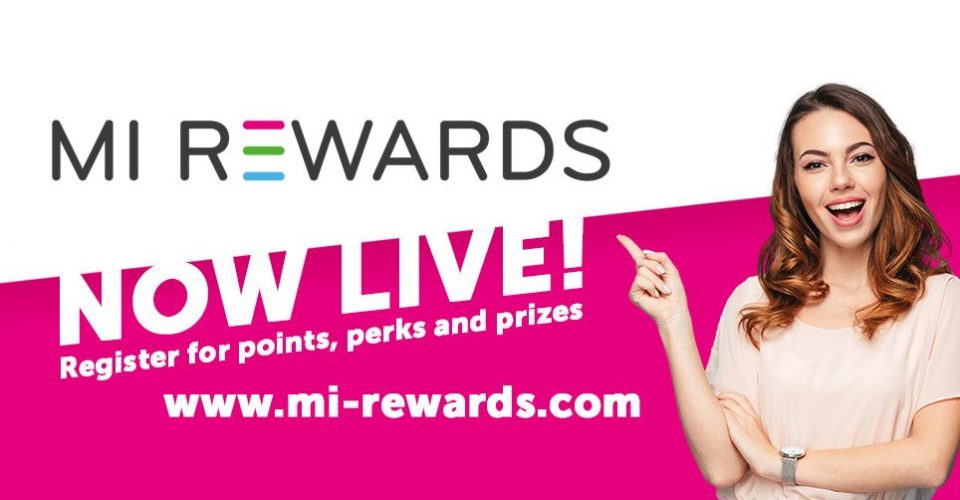 Mi Rewards loyalty scheme rewards shoppers and diners as city centre reopens