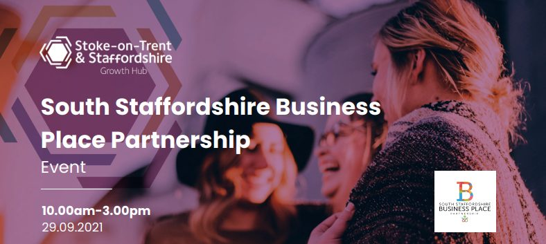 South Staffordshire Business Place Partnership Event